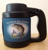 Hooked On Fishin Can Stein